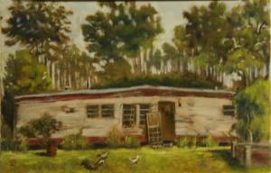 Toby Elliott's Chickens