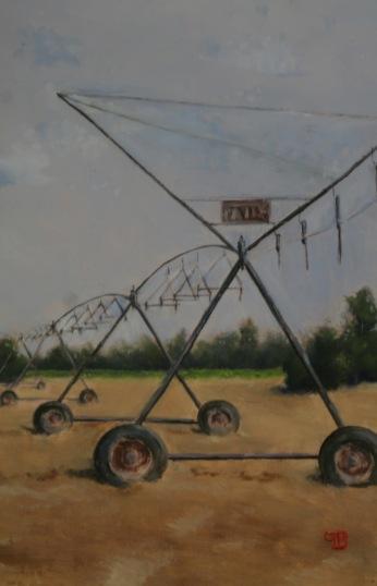 """Irrigator 12 x 8"""""""
