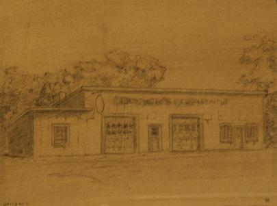 Study of Bunh's Garage